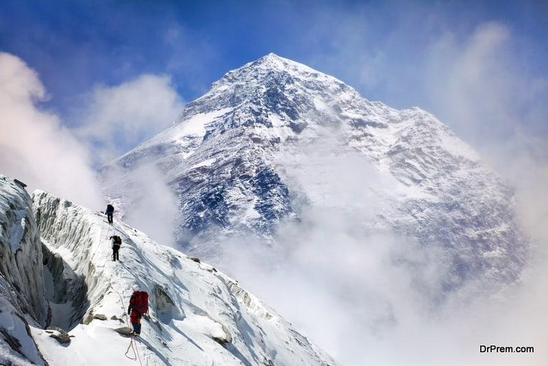 Everest-Khumbu-Region