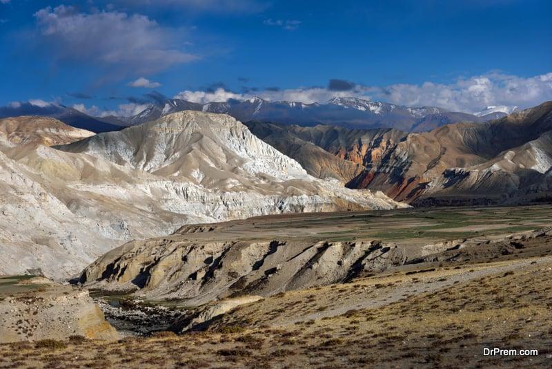Mustang-Region