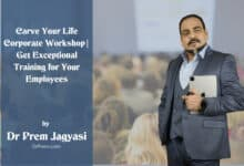 Photo of Carve Your Life Corporate Workshop by Dr Prem Jagyasi | Get Exceptional Training for Your Employees