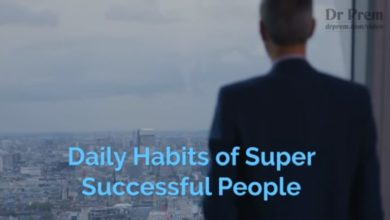 Daily Habits of Super Successful People