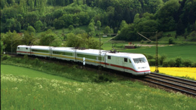 Swiss Train Journey - Dr Prem Jagyasi