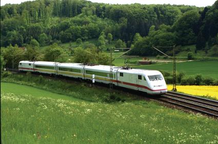 Swiss Train Journey - Dr Prem Jagyasi