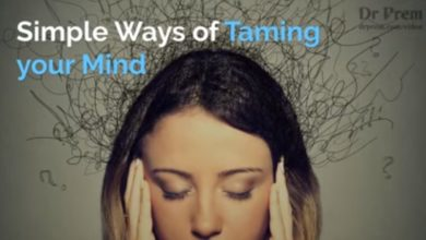 Ways of Taming your Mind