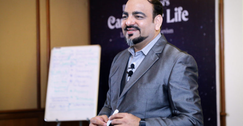 Carve your life Masterclass and MT Workshop by Dr Prem