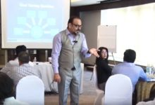 Photo of Customized Corporate Workshop by Global Speaker Dr Prem Jagyasi | Workshops in 65 countries