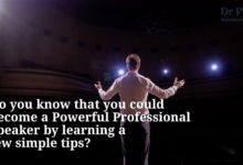Photo of How to deliver Professional and Powerful Speech and Presentation? 21 Public Speaking tips by Dr Prem Jagyasi