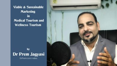 Photo of Viable and Sustainable Marketing Strategies in Medical Tourism & Wellness Tourism by Dr Prem Jagyasi