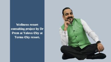 Photo of Wellness Resort Consulting Project By Dr Prem Jagyasi at Terma City Resort
