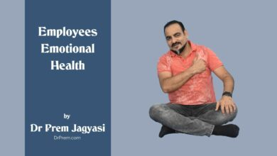 Photo of How can you take care of your employee's emotional health by DR PREM JAGYASI