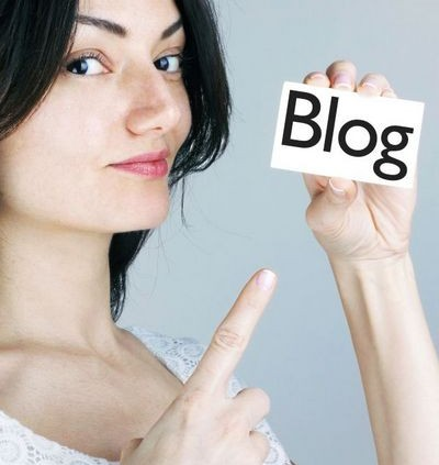 write your blog