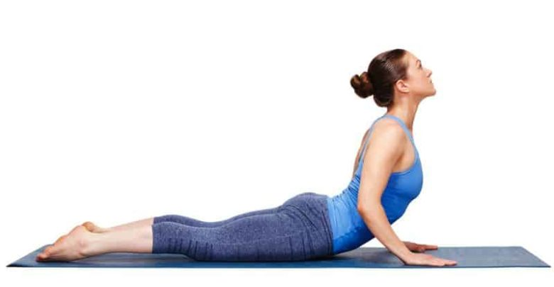 Yoga exercises to combat breathing problems