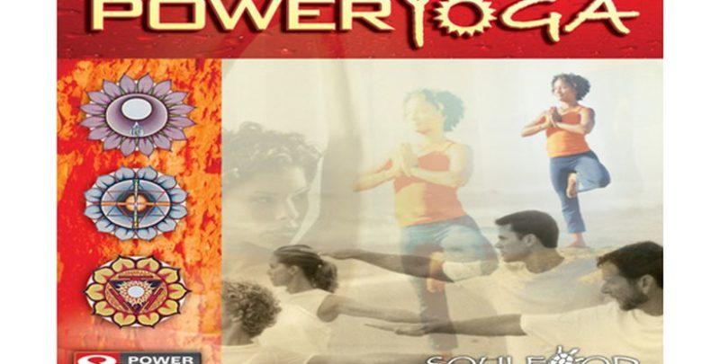 Dancing Buddha - Soulfood Power Yoga CD