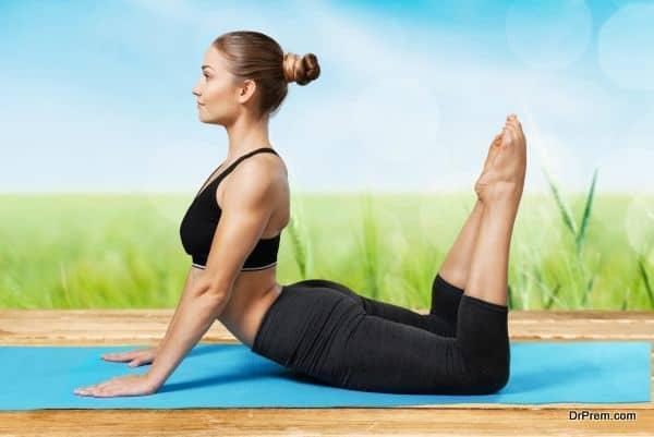 Hatha Yoga improved walking speed