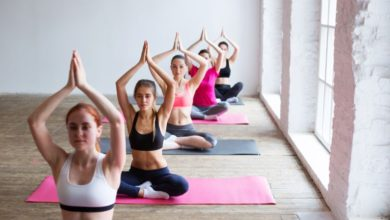 How Yoga differs from Pilates