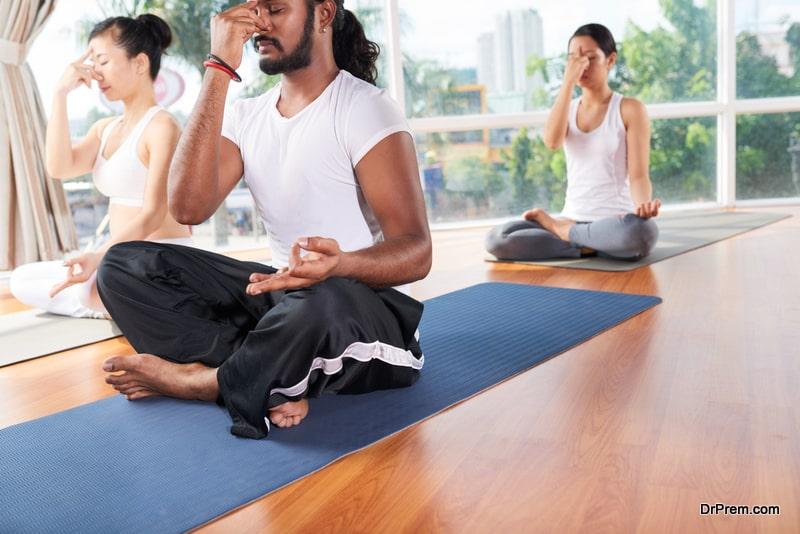 Proper breathingis essential to good health