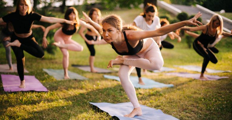 Yoga and health benefits