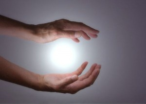 healing Hands and energy manifestation