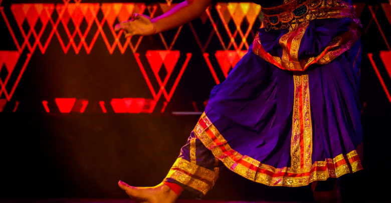 Kathak yoga, a refreshing change to daily fitness routine