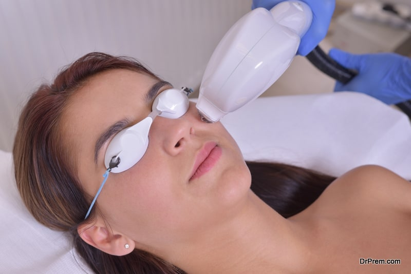 Medical spa offers a variety of treatments