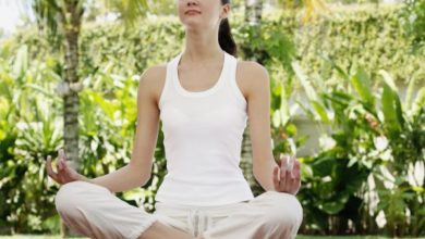 Yoga and meditation centers in India
