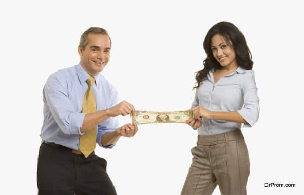 Borrowing money 1