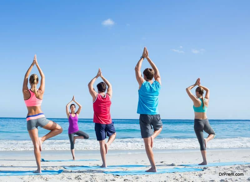 People opted wellness tourism