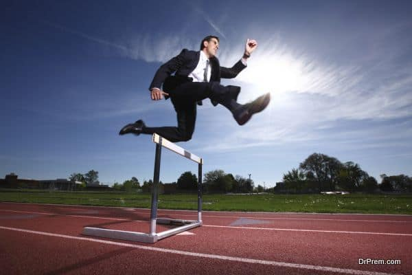 business hurdles