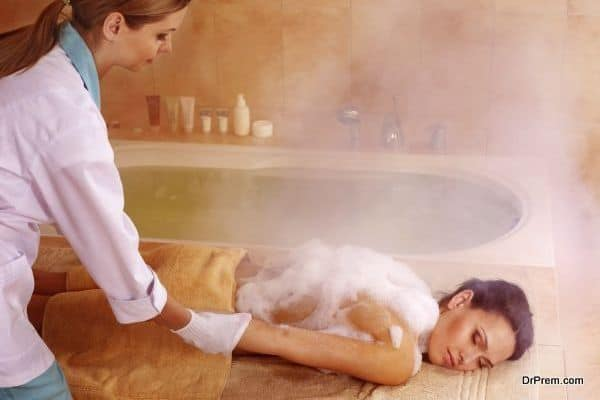 Photo of Plan a perfect spa vacation with these ideas