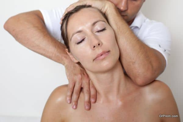 neck manipulation