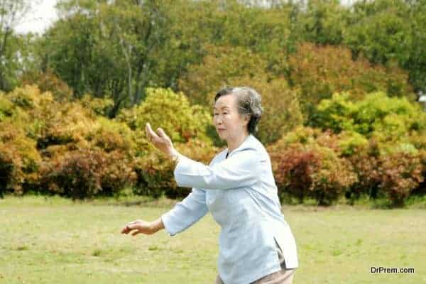 Tai Chi for Older Adults (4)