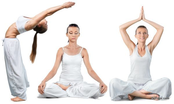 Yoga as an exercise