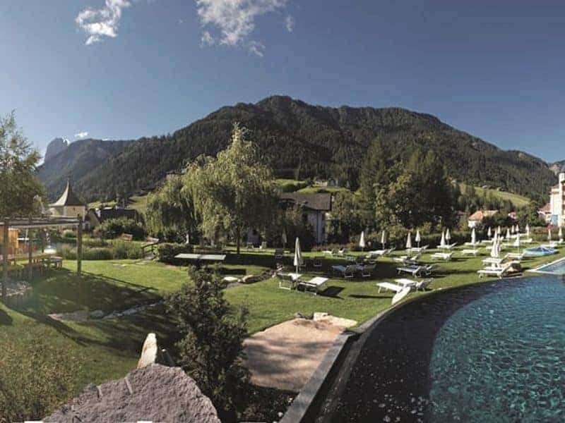 ADLER Spa Resort, Dolomiti, Italy