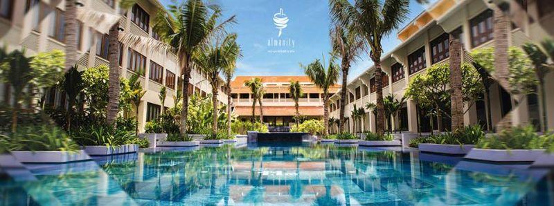 Almanity Hoi An Wellness Resort, Vietnam