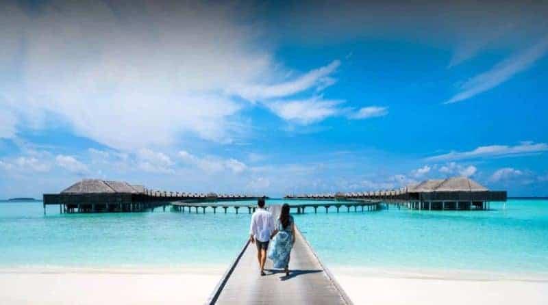 Anantara Kihavah, Baa Atoll, Maldives