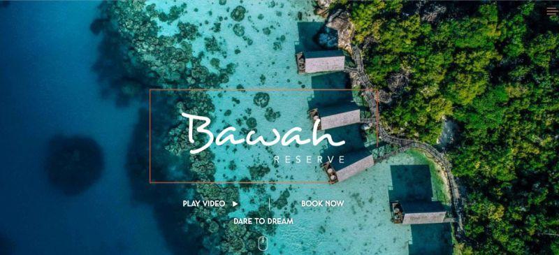 BawahReserve, The Anambas Islands, Indonesia