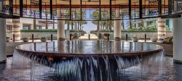 Carillon Miami Beach resort, Florida