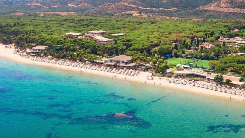 Forte Village Family Holiday, Sardinia