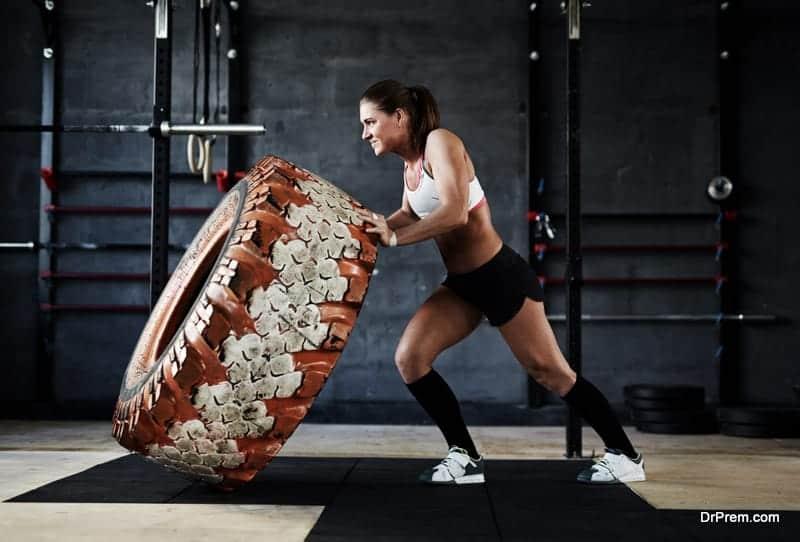 High Intensity Low Impact Training