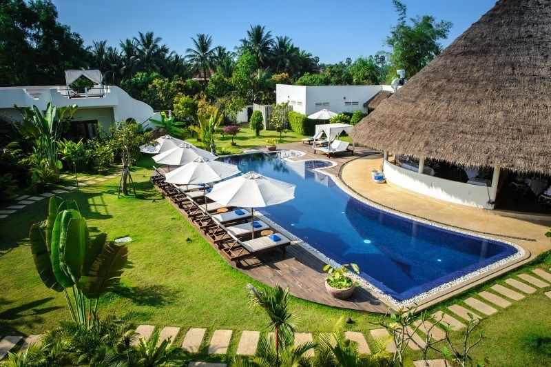 Navutu Dreams Resort and Wellness Retreat, Siem Reap, Cambodia