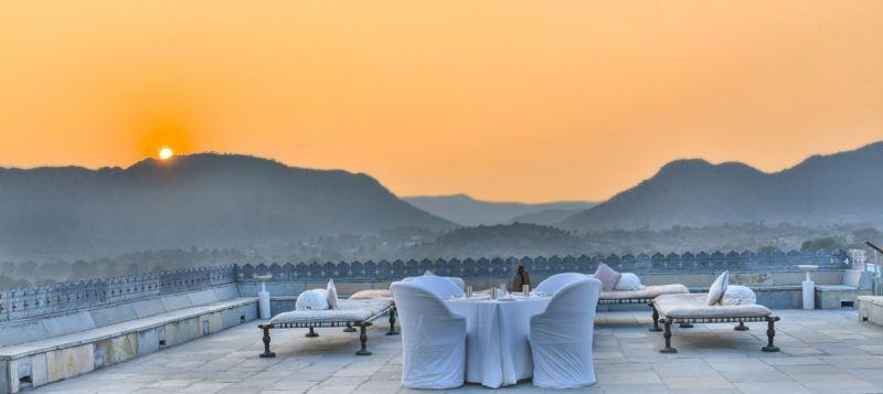 Raas Devigarh - Rajasthan, India