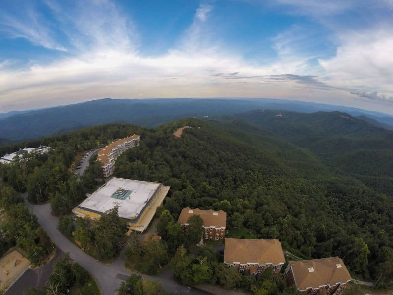 The Art of living retreat, North Carolina