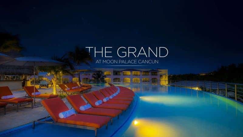 The Grand At Moon Palace, Cancun, Mexico