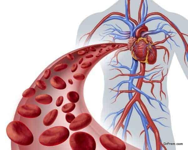 blood flow i
