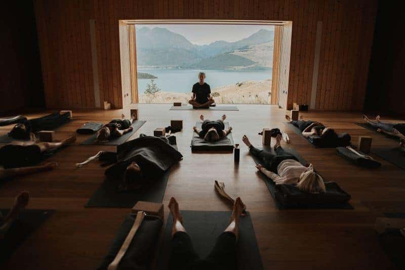 Aro Hā Wellness Retreat, Glenorchy, New Zealand