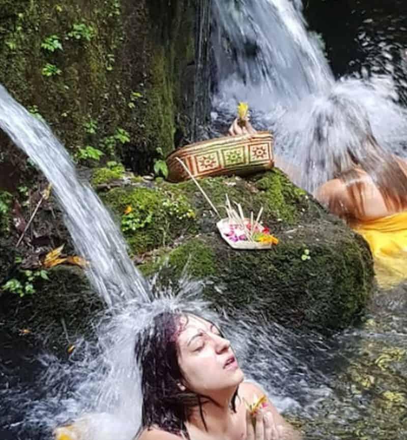 Shaman Meditation, Bali