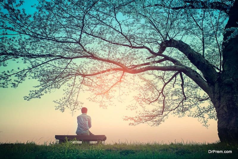 Silence retreats