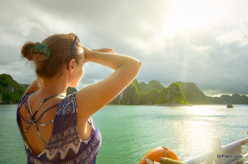 solo travel gives you the chance to recharge your worn out cells.