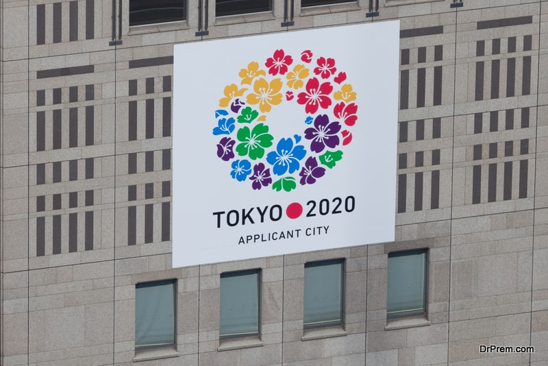 The upcoming Tokyo Olympics 2020