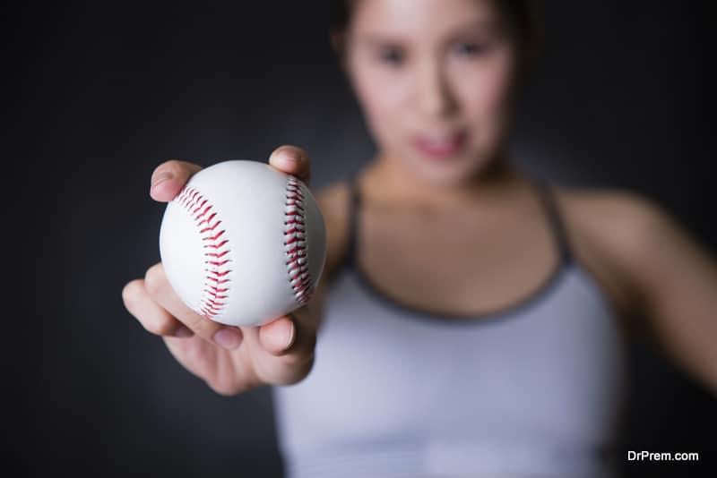 enjoy sports baseball