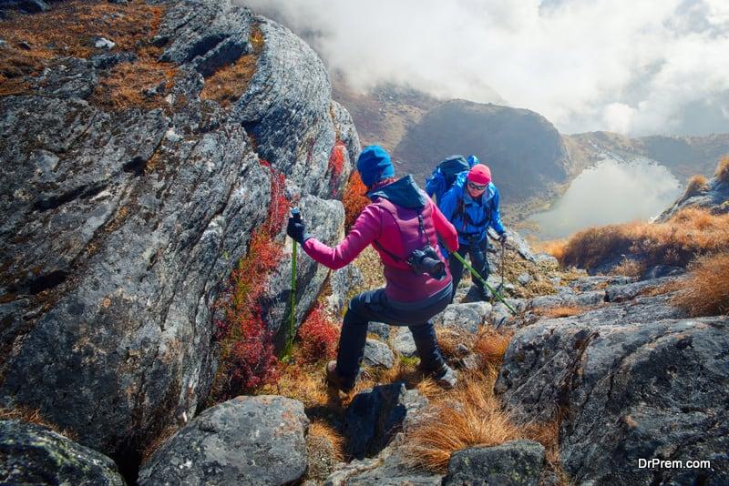 trekking sessions